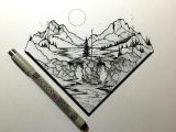 Drawing Ideas In Pen Pin by Shauna Brooke On Trippy Shizzzzz Pinterest Drawings Ink