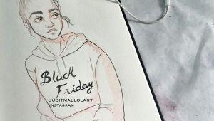 Drawing Ideas Instagram Instagram Media by Juditmallolart Super Quick Sketch Inspired On A