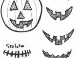 Drawing Ideas On Pumpkins Easy Halloween Drawings Step Step Prslide Com