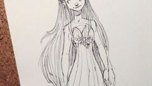 Drawing Ideas Quick Quick Elf Lady Sketch Drawing Sketchbook Elf Elfgirl Art