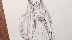 Drawing Ideas Quick Quick Elf Lady Sketch Drawing Sketchbook Elf Elfgirl Art