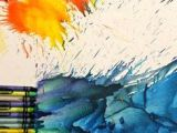 Drawing Ideas Using Crayons 65 Best Melted Crayon Ideas Images Crayon Painting Melted Crayons