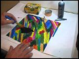 Drawing Ideas Using Crayons How to Make A Scratch Drawing Youtube