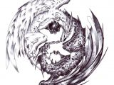 Drawing Ideas Yin Yang Yin Yang Dragon by Moog Lee Deviantart Com On Deviantart