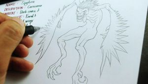 Drawing Imagination Ideas Scary Drawings Easy Google Search Drawing Ideas Monster