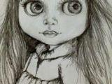 Drawing Large Eyes 52 Best I A Big Eye Art Images Big Eyes Angels Drawings