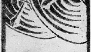 Drawing M C A A Two Bells M C Escher Prints and Drawings Mc Escher
