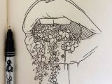 Drawing Mouths Tumblr All the Pretty Things I Tried to Say to You Lexie Pitzen Reflexive
