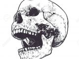 Drawing Mouths Tumblr Image Result for Skull Open Mouth Drawing Tattoo Projects