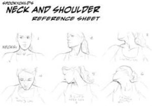 Drawing Neck Muscles 88 Best Character Anatomy Neck Images Drawing Tips Drawing