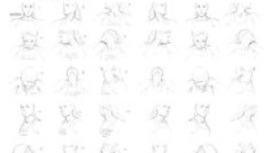 Drawing Necks 88 Best Character Anatomy Neck Images Drawing Tips Drawing