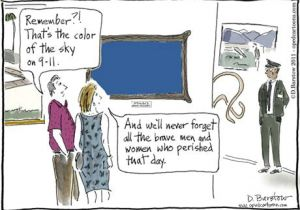 Drawing Newspaper Cartoons A Beautiful Memory From A Disaster Psychology today