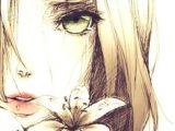 Drawing Of A Anime Girl Crying Anime Girls Sad
