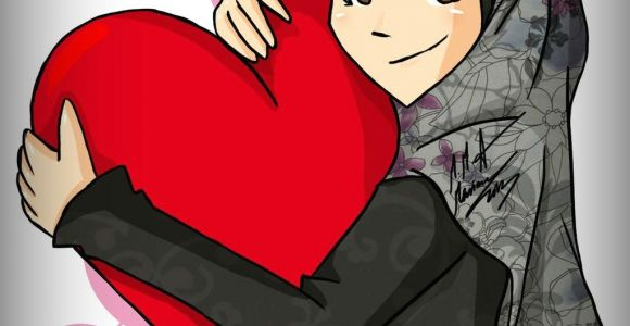 Drawing Of A Big Heart Big Heart D by Madimar Deviantart Com On Deviantart Muslim Anime