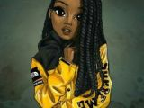 Drawing Of A Black Girl with Braids 52 Best Black Girl Magic Images Black Women Art Black Girl Art