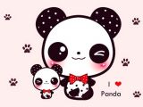 Drawing Of A Cartoon Panda Cute Panda Wallpaper for iPhone iPhonewallpapers Pinterest