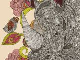 Drawing Of A Cartoon Rhino A Way to Translate the Animals for Animal Charities Into
