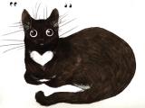 Drawing Of A Cat Paw A Cat Drawing Art Art Pinterest Cats Cat Art and Cat