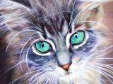Drawing Of A Cat Person 50 Beautiful Color Pencil Drawings From top Artists Around the World