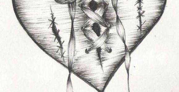 Drawing Of A Damaged Heart D D N N N D N D D D N N D D N D Dµd Zeichnen Ideen In 2018 Pinterest Drawings