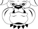 Drawing Of A Dangerous Dog Dangerous Dog Clip Art Royalty Free Gograph