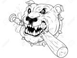 Drawing Of A Dangerous Dog Dog Tattoo Vector Royalty Free Cliparts Vectors and Stock