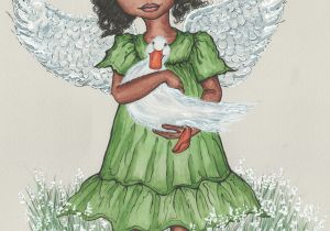 Drawing Of A Farm Girl for He Created All Things so that they Might Exist Wisdom Of