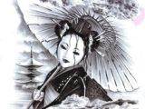Drawing Of A Geisha Girl 57 Best Geisha Drawings Images In 2019 Japanese Art Geishas