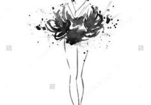Drawing Of A Girl Dancing Ballet Die 44 Besten Bilder Von Balett Ballerina Drawing Abstract Art
