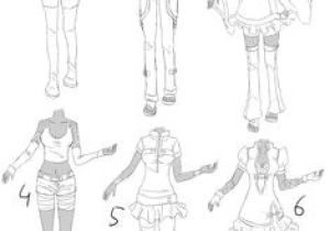 Drawing Of A Girl Full Body with Clothes Inspiration Clothing Manga Art Drawing Anime Girl Woman Ninja