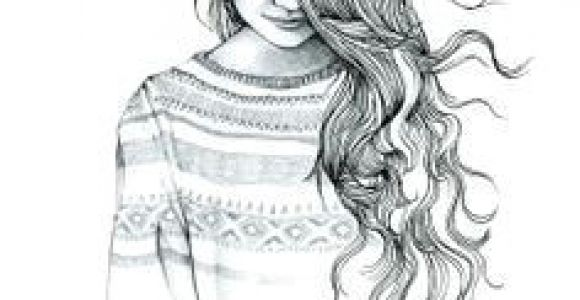 Drawing Of A Girl Hard Creative Drawing Ideas for Teenagers Tumblr Google Search This