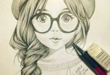 Drawing Of A Girl Hard Pin by Pidi Bisht On Anime Drawings Pencil Portrait Pencil Drawings
