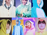 Drawing Of A Girl In A Onesie Bts In Onesies D Bts 4th Muster 1 13 18 E C I I E E A Bts