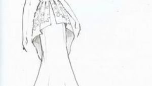 Drawing Of A Girl In Gown 42 Best Dress Design Drawing Images Fashion Drawings Drawing