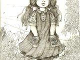 Drawing Of A Girl In Rain Girl by Pilar Childrens Illustration by Pilar Agrelo Pinterest