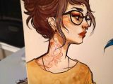 Drawing Of A Girl Instagram Consulta Esta Foto De Instagram De Jacquelindeleon 4 111 Me Gusta