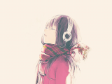 Drawing Of A Girl Listening to Music It S Better to Listen A Music Than Hearing What People Say to You