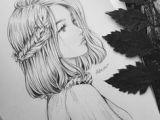 Drawing Of A Girl Looking Sideways Girl Side View Sketch by Bunsyo On Deviantart Art Stuff 3