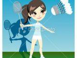 Drawing Of A Girl Playing Badminton 26 Best Art Pamela Murphy Images Art Drawings Art Paintings
