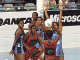 Drawing Of A Girl Playing Basketball Netball Wikipedia