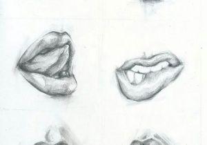Drawing Of A Girl S Lips Pin Od Angelika Na Rysunki Grafiki I In Pinterest Drawings