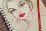 Drawing Of A Girl S Lips to Ba Dzie Dla Mnie Inspiracja Art In 2018 Pinterest