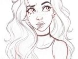 Drawing Of A Girl Thinking 7 Drawing Tips for Beginners Drawings Pinterest Drawings Art