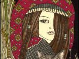 Drawing Of A Girl with A Cat 563 Best Cat Drawings Images Drawings Cat Art Cats