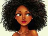 Drawing Of A Girl with Curly Hair Team Natural or Team Weave Find Out if You Re Safe Blog Posts