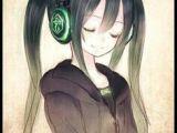 Drawing Of A Girl with Headphones Anime Girl Joshalyn Pinterest Anime Anime Neko and Kawaii Anime