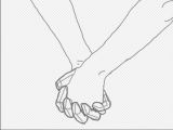 Drawing Of A Hands Holding 4 Ways to Draw A Couple Holding Hands Wikihow
