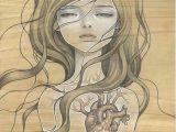 Drawing Of A Healthy Girl Mujer Daa Ada Hijos Pinterest