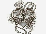 Drawing Of A Heart Lock 41 Best Heart Key Tattoo Flash Images Key Tattoos Heart Lock