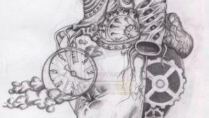 Drawing Of A Heart Tattoo Biomec Heart by Strawberrysinner Inked Pinterest Drawings